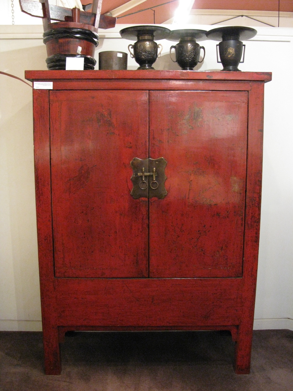 Well Liked Antique Chinese Cabinets – Go To Chinesefurnitureshop For Even With Chinese Wardrobes (View 14 of 15)