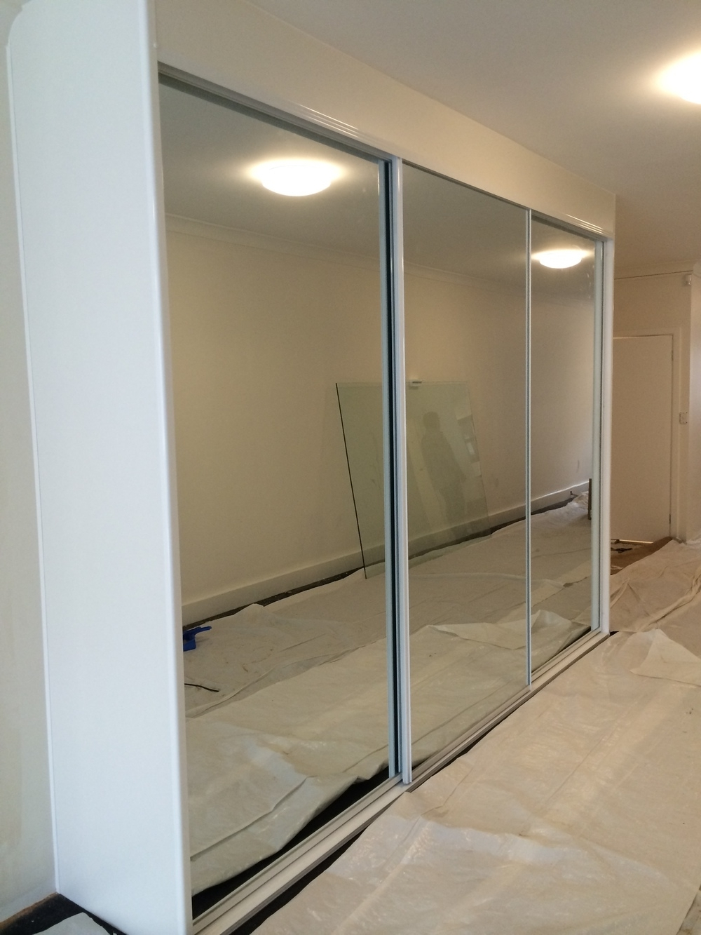 Well Liked Contemporary Sliding Wardrobes — Quality Kitchens And Wardrobes In Three Door Mirrored Wardrobes (View 14 of 15)