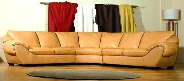 Well Liked Curved Couch Sofa – Lifeunscriptedphoto (View 5 of 10)