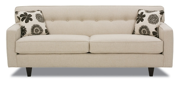 Well Liked Derby – Apartment Sofa – K520r Sofas From Rowe At Crowley Furniture Throughout Apartment Sofas (View 3 of 10)