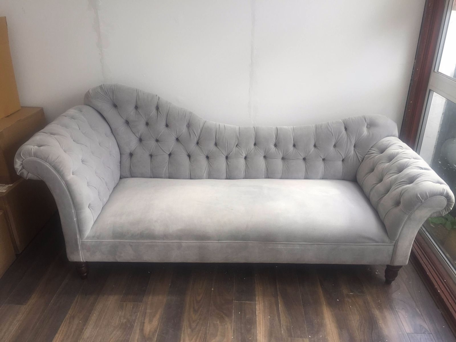 Featured Photo of Grey Chaise Lounges