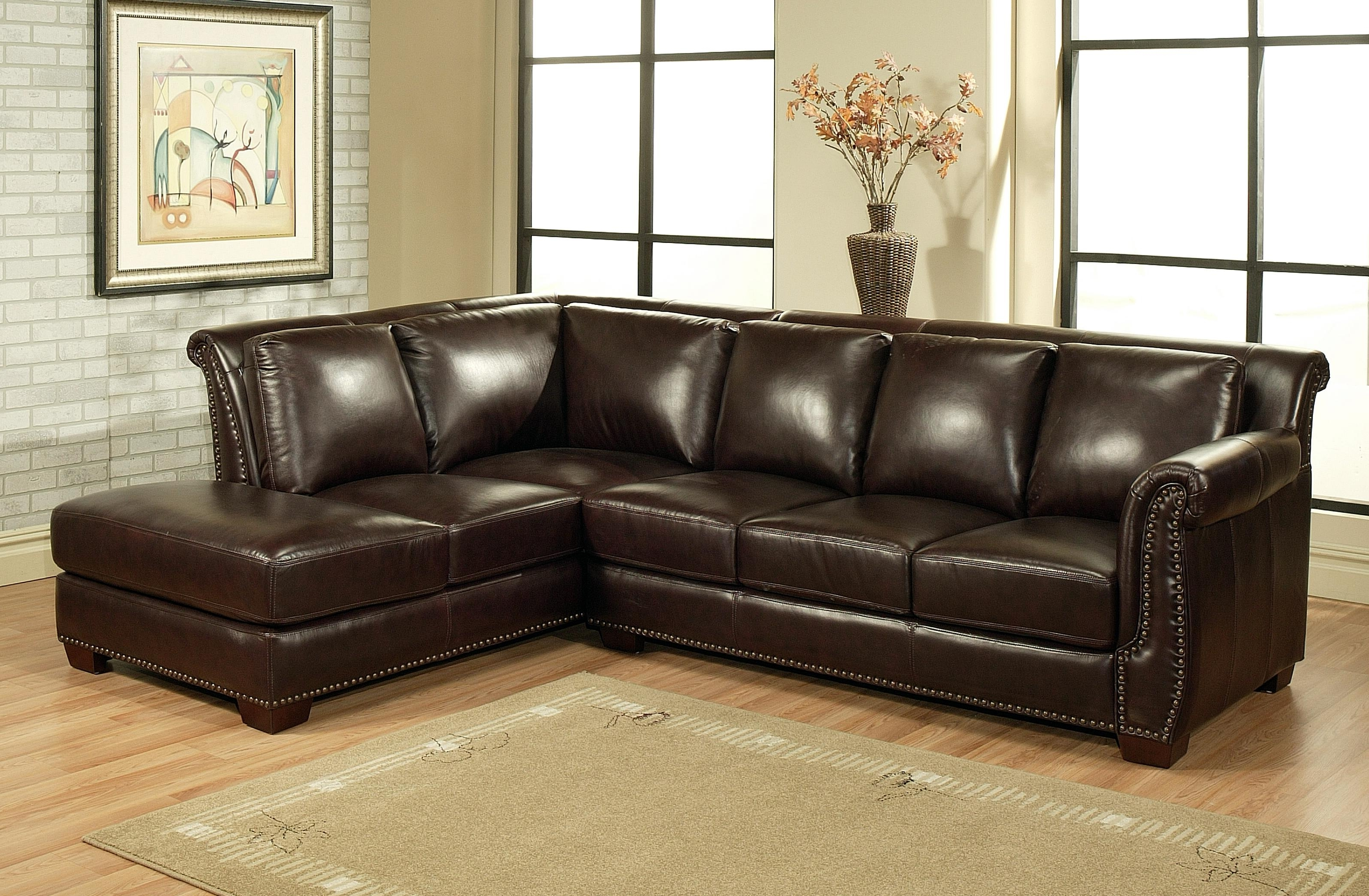 Well Liked Genuine Leather Sectionals With Chaise For Ikea Ektorp Sectional Sectional Couch Ikea Sectionals Sofas White (View 10 of 15)