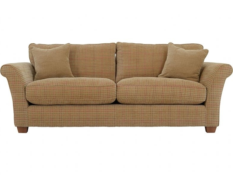 Well Liked Louisa 4 Seater Casual Fabric Sofa – Lee Longlands Throughout Tweed Fabric Sofas (View 4 of 10)
