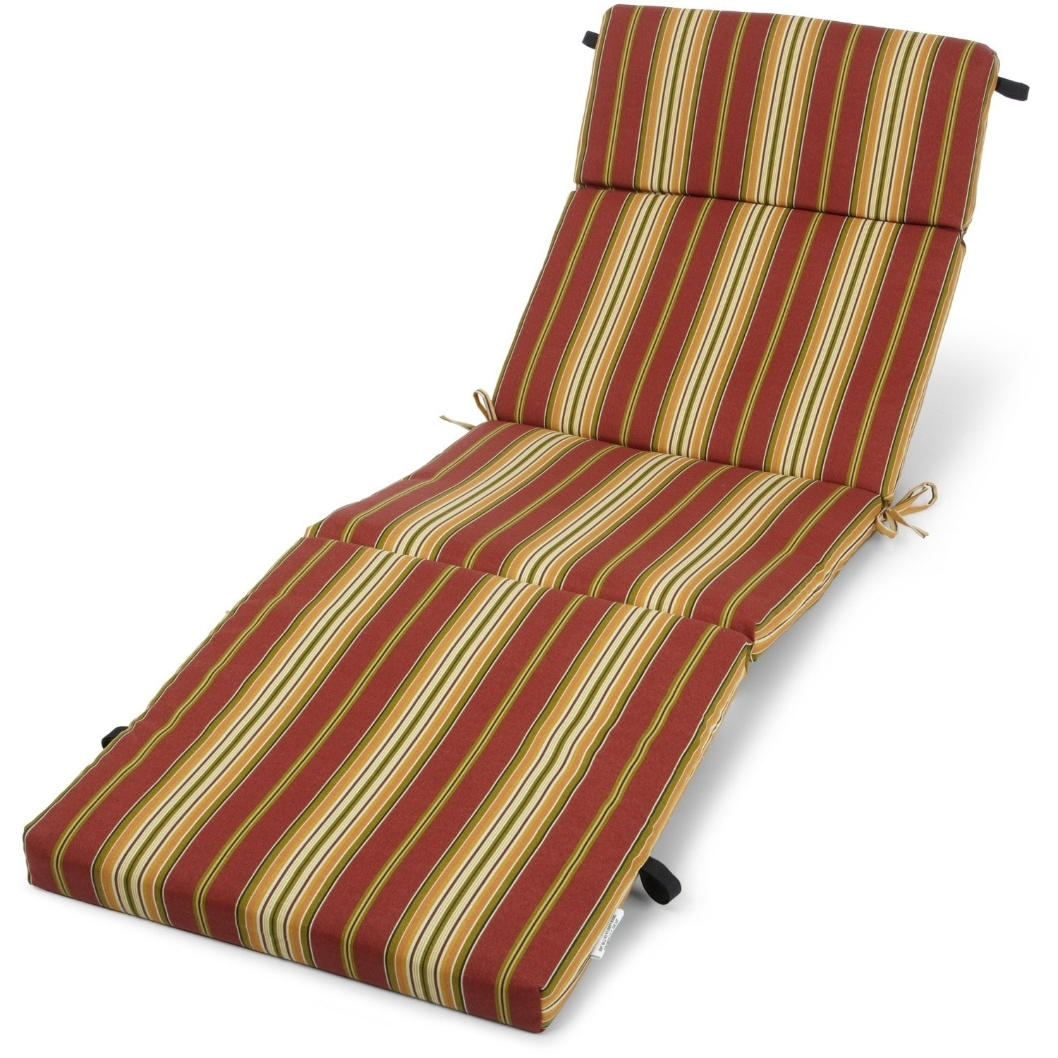 Well Liked Outdoor Chaise Lounge Cushion – Free Shipping Today – Overstock Regarding Outdoor Chaise Lounge Cushions (View 15 of 15)