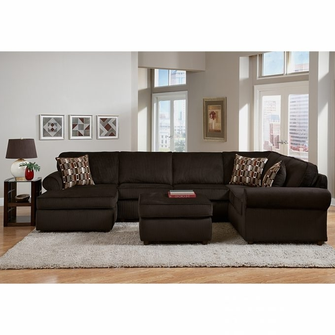 Well Liked Value City Sofas Regarding Furniture: Excellent Value City Sectional Sofas Applied To Your (View 10 of 10)