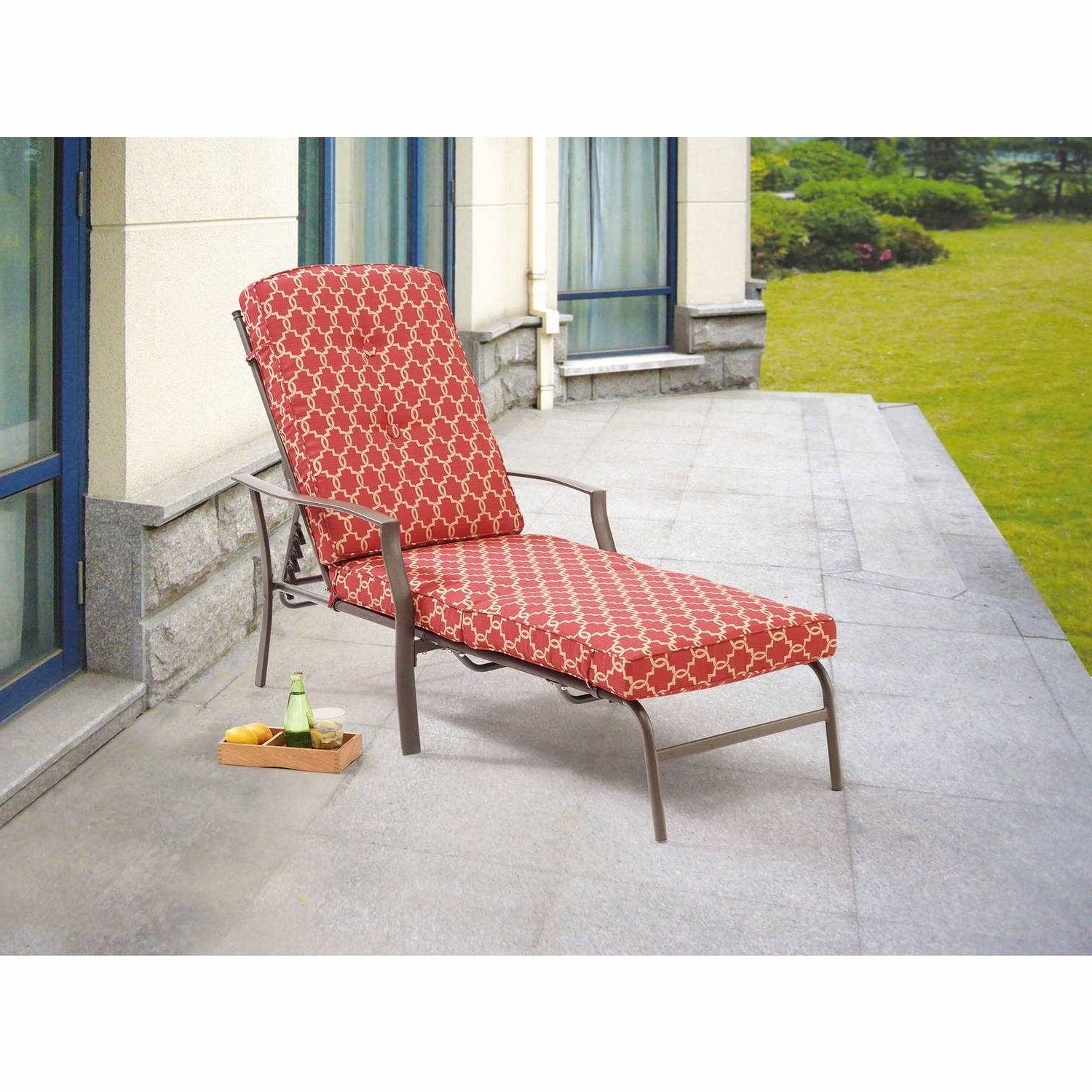 Well Liked Walmart Chaise Lounges Within 30 Inspirational Patio Chaise Lounge Chairs Pics (30 Photos (View 15 of 15)