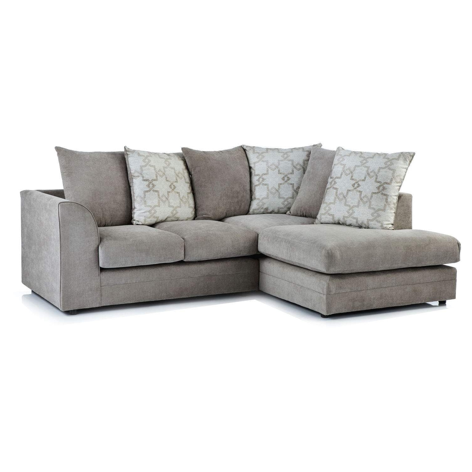 Well Liked Washington Fabric Corner Chaise Sofa – Next Day Delivery Regarding Chaise Sofas (View 15 of 15)