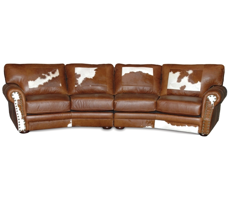 Well Liked Western Style Sectional Sofas Throughout Western Sofas (View 9 of 10)