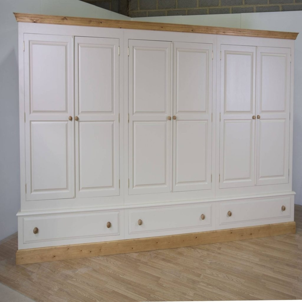 Well Liked White Pine Wardrobes Throughout Elegant White Pine Wardrobes – Buildsimplehome (View 13 of 15)