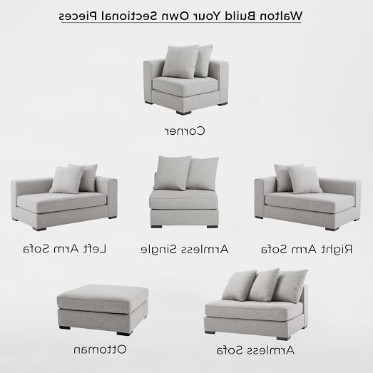 West Elm In Well Known Individual Piece Sectional Sofas (View 10 of 10)