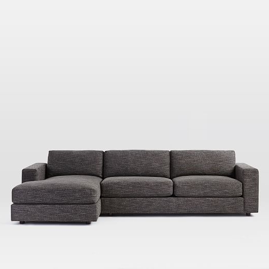 West Elm In Well Liked Sectional Sofas With 2 Chaises (View 8 of 10)