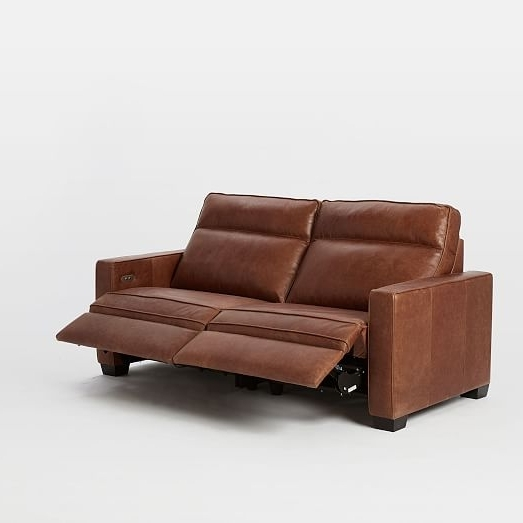 West Elm With Regard To Recliner Sofas (View 10 of 10)