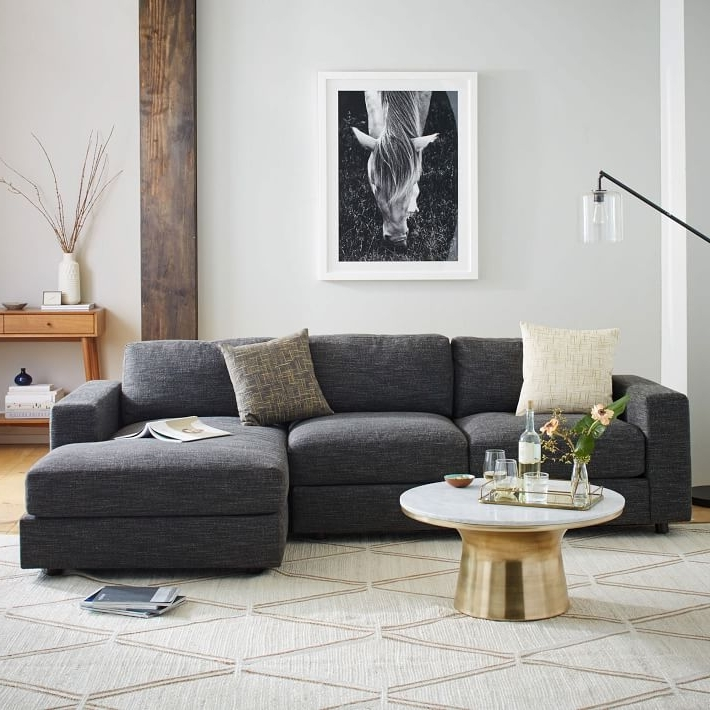 West Elm Within West Elm Sectional Sofas (View 2 of 10)