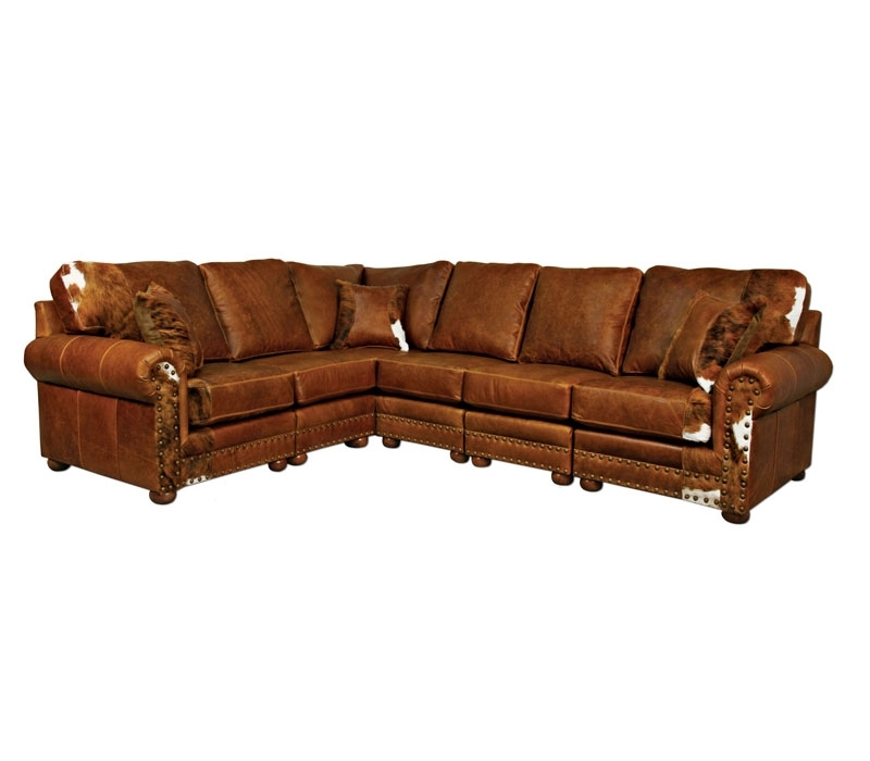Western Leather Sofas (View 2 of 10)