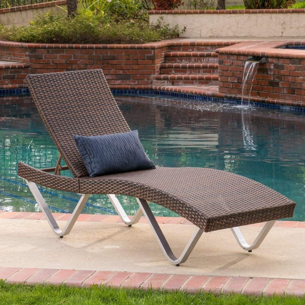 Wicker Chaise Lounge Chair Resin Is Best 12 – Quantiply (View 15 of 15)