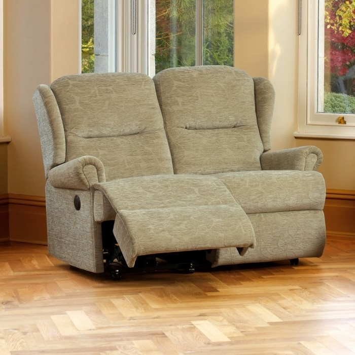 Widely Used 2 Seat Recliner Sofas In The Malvern Recliner Sofa, Sherborne, Recliner, Sherborne, 2 Seater (View 15 of 15)