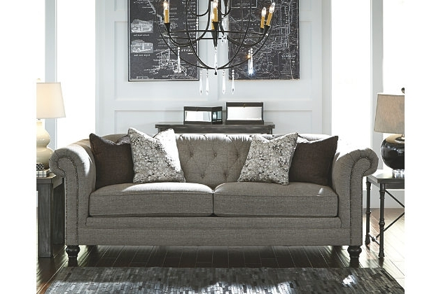 Widely Used Ashley Tufted Sofas Throughout 317 Best Ashley Furniture Images On Pinterest (View 10 of 10)