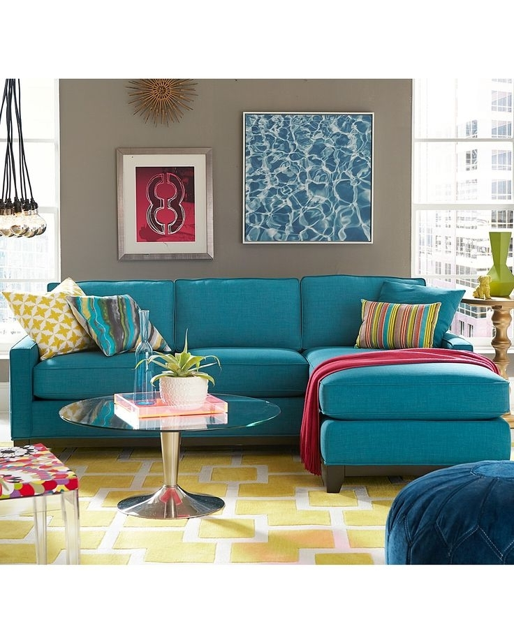 Widely Used Best 25 Turquoise Sofa Ideas On Pinterest Teal I Shaped Sofas Intended For Turquoise Sofas (View 8 of 10)