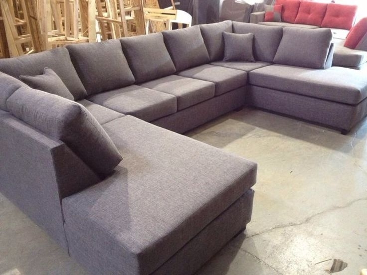 Widely Used Big U Shaped Couches Regarding Sectional Sofa Concept : Mtc Home Design – How To Use U Shaped Couch (View 9 of 10)