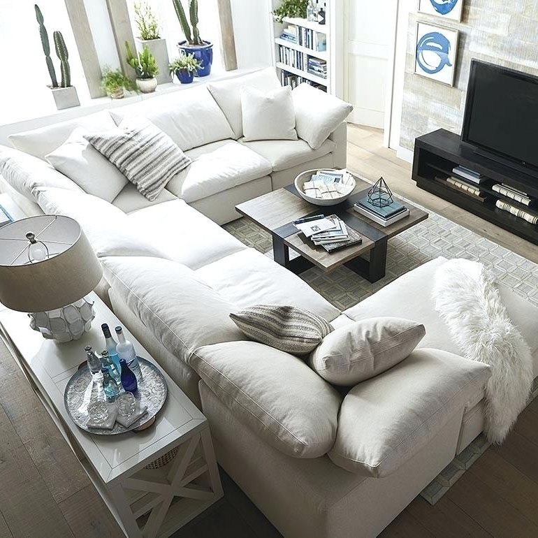Widely Used Big U Shaped Sectionals Throughout U Shaped Couch – Holidaysale (View 10 of 10)