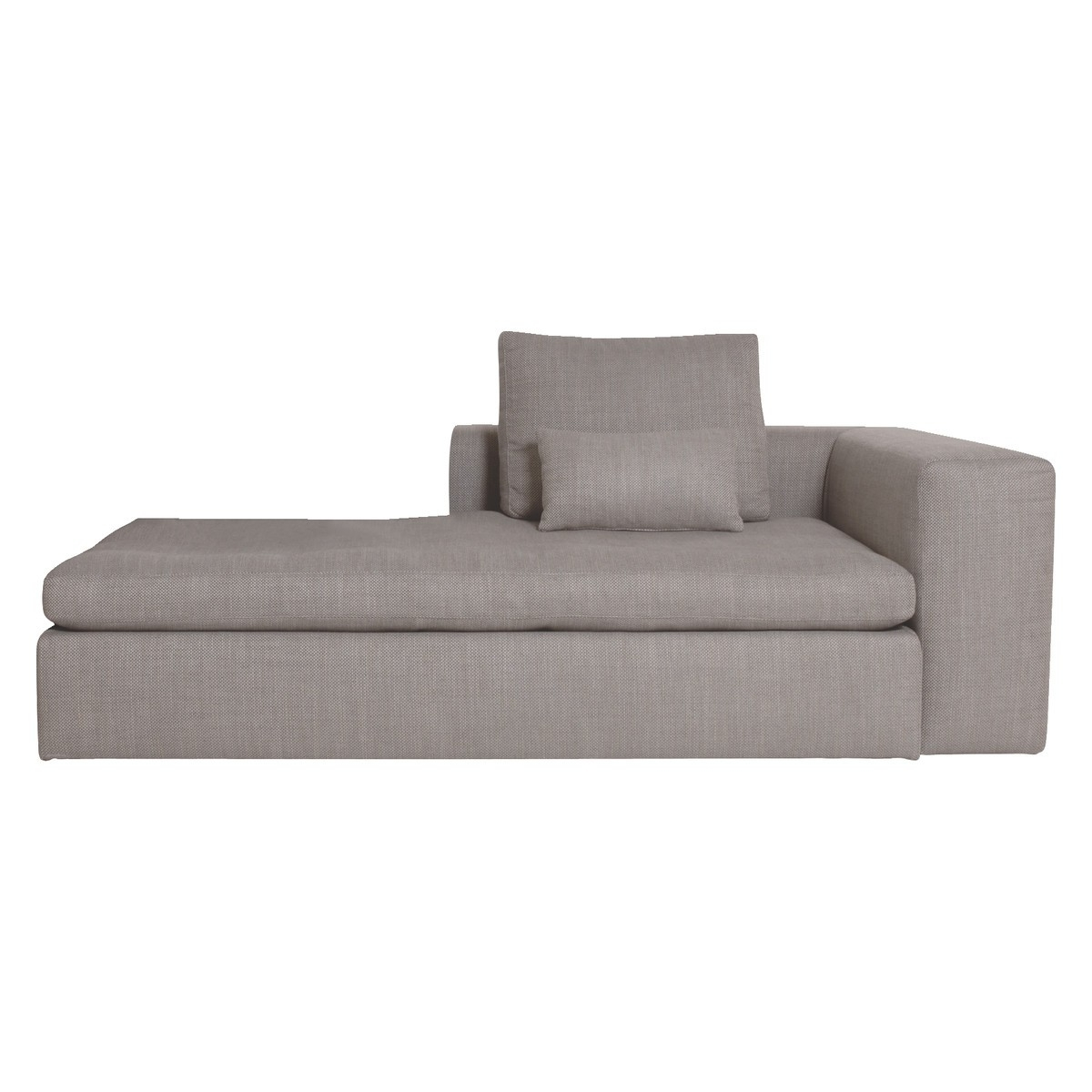 Widely Used Chaise Beds Intended For Sofas: Classic Meets Contemporary Chaise Sofa Bed For Ideal Living (View 6 of 15)