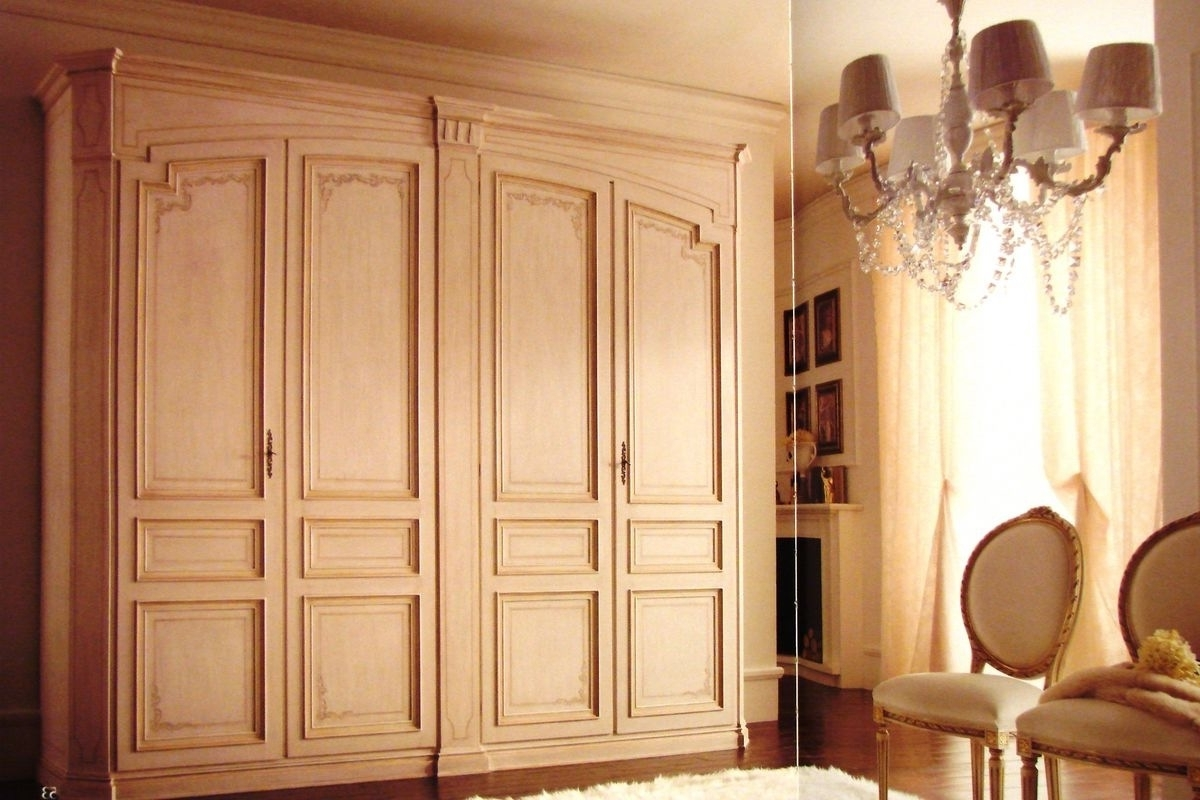 Widely Used Design Of Wardrobe For Bedroom Wardrobes Designs With Mirror For Wooden Wardrobes (View 9 of 15)