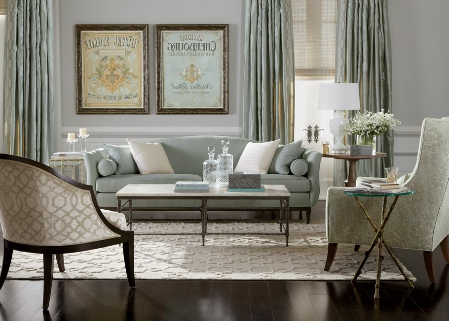 Widely Used Ethan Allen Sofas And Chairs For True Romance Living Room (View 10 of 10)