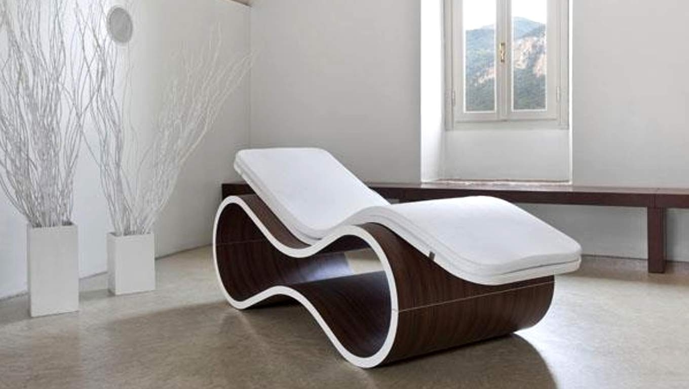 15 Best Collection of Modern Chaise Lounges
