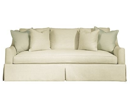 Widely Used Hickory White Sofa (View 4 of 10)