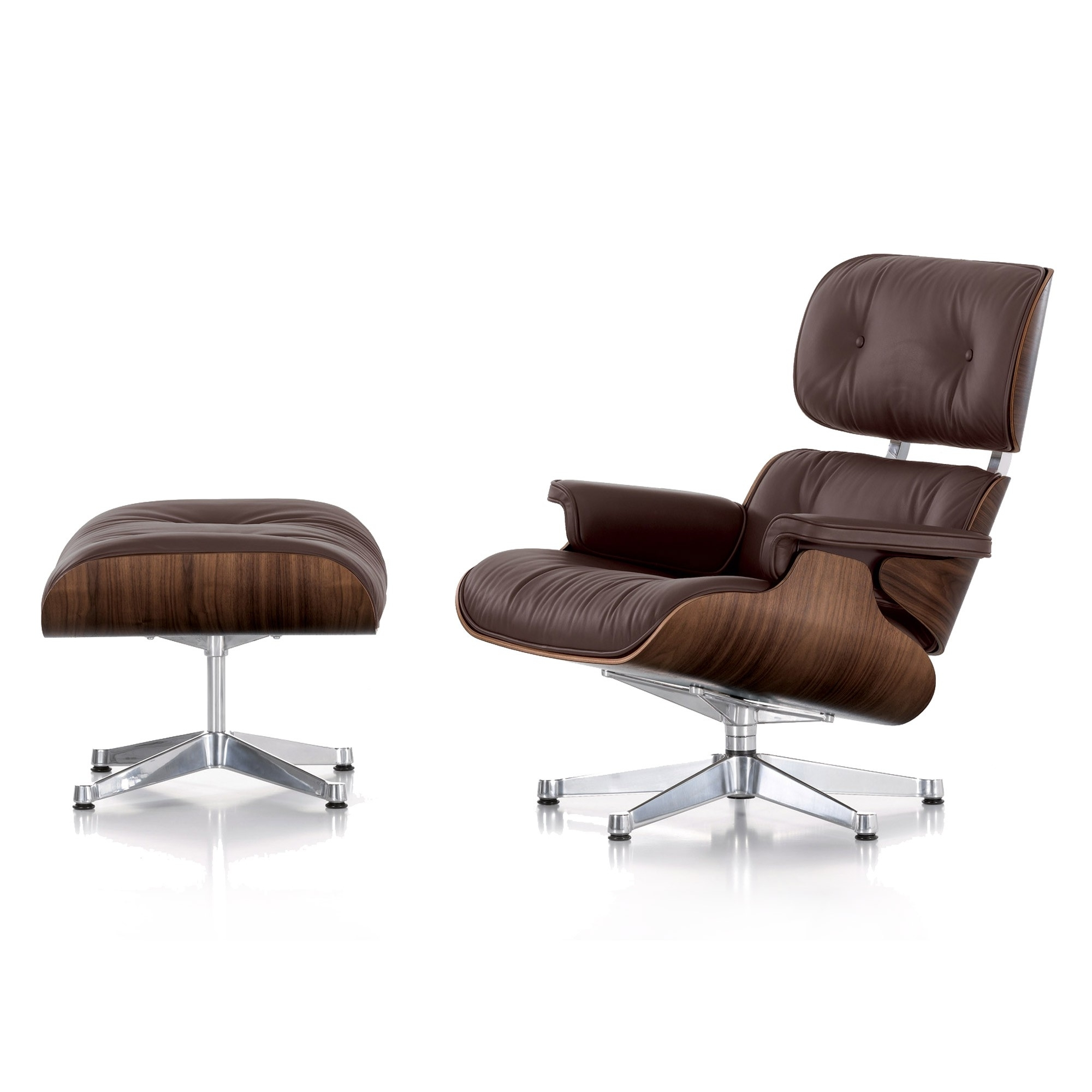 Widely Used Lounge Chair : Ottoman For Sale Eames Lounge Chair Ottoman Replica For Chaise Lounge Chairs With Ottoman (View 12 of 15)