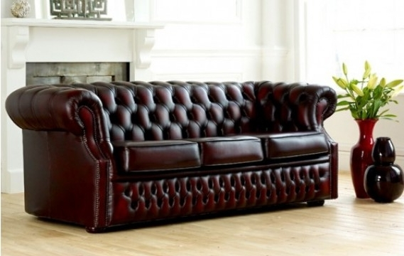 Widely Used Nice Leather Chesterfield Sofa The Chesterfield Co Leather Inside Chesterfield Sofas And Chairs (View 10 of 10)