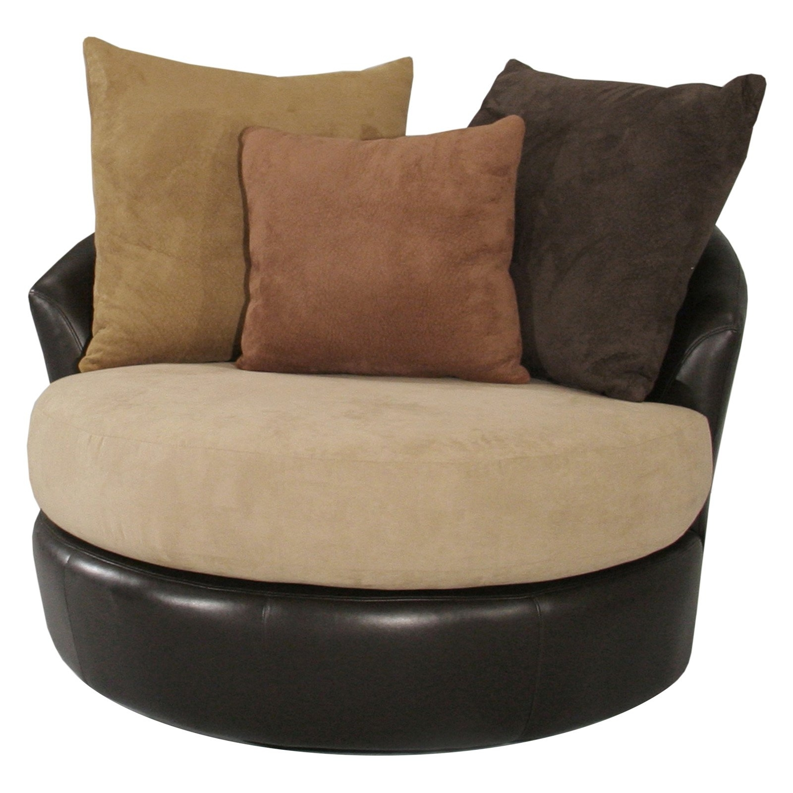 Widely Used Round Chaises Intended For Outstanding Round Chaise Lounge Designs – Decofurnish (View 14 of 15)