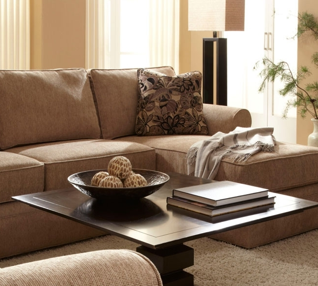 Widely Used Sectional Sofa Design: Adorable Broyhill Sectional Sofas Broyhill Throughout Broyhill Sectional Sofas (View 3 of 10)