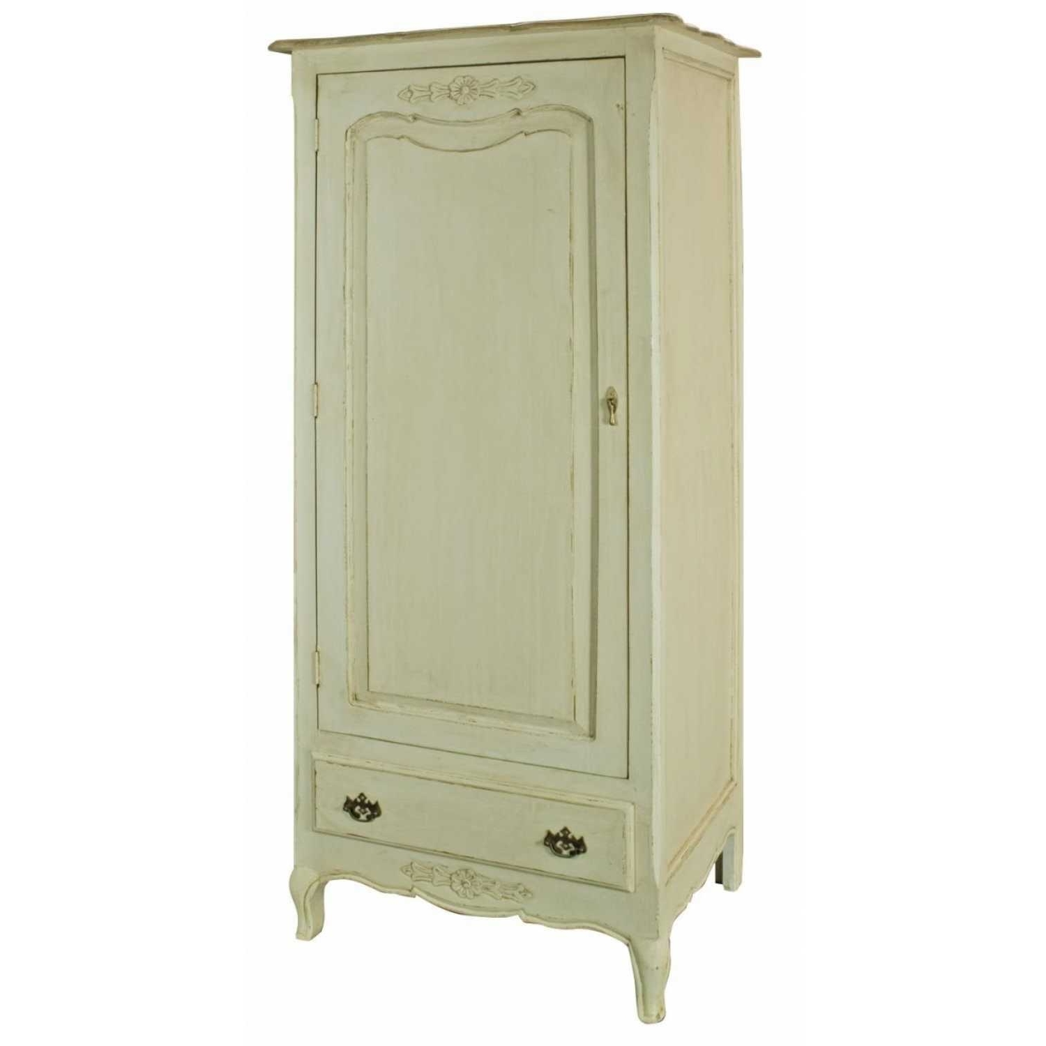 Widely Used Single Wardrobes For Single Wardrobe Amberly Shabby Chic (View 15 of 15)