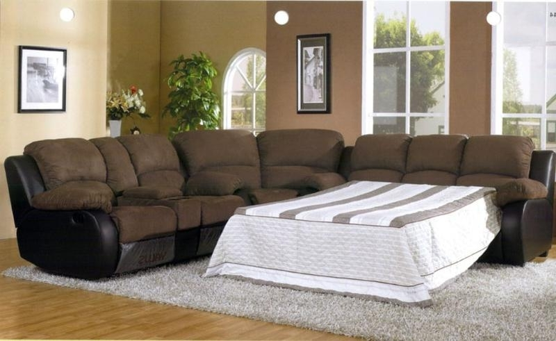 Widely Used Sleeper Sectional Sofas Pertaining To Top 3 Uses Of Sectional Sleeper Sofas In Your Interior (View 10 of 10)