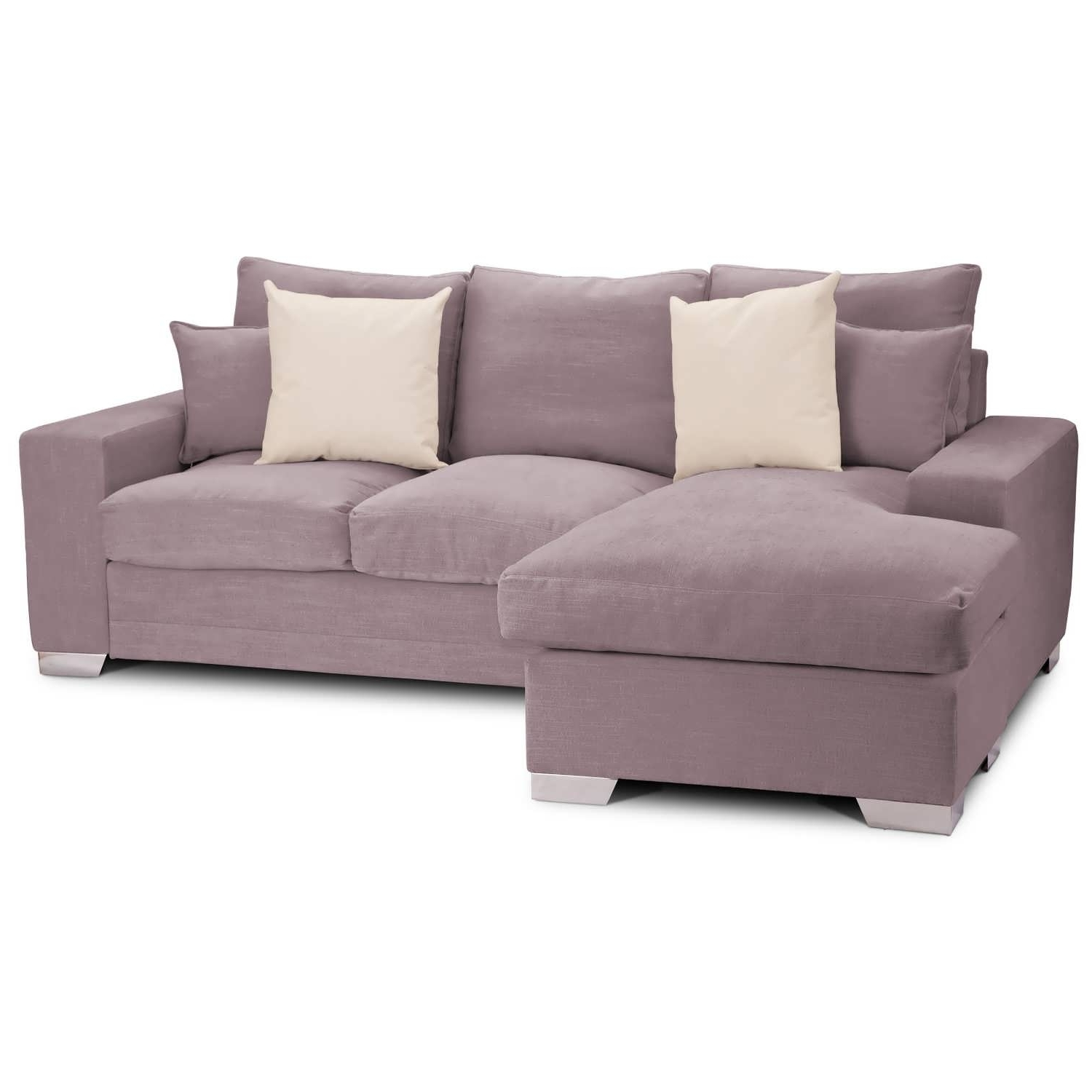 facing and wood dark in rounded left pin light hand couches section legs with chaise sofa grey fabric ole