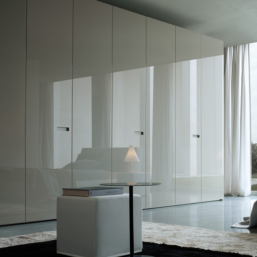 Widely Used White High Gloss Wardrobe Doors Wardrobes Uk Black Cheap Sliding With Regard To Pink High Gloss Wardrobes (View 10 of 15)