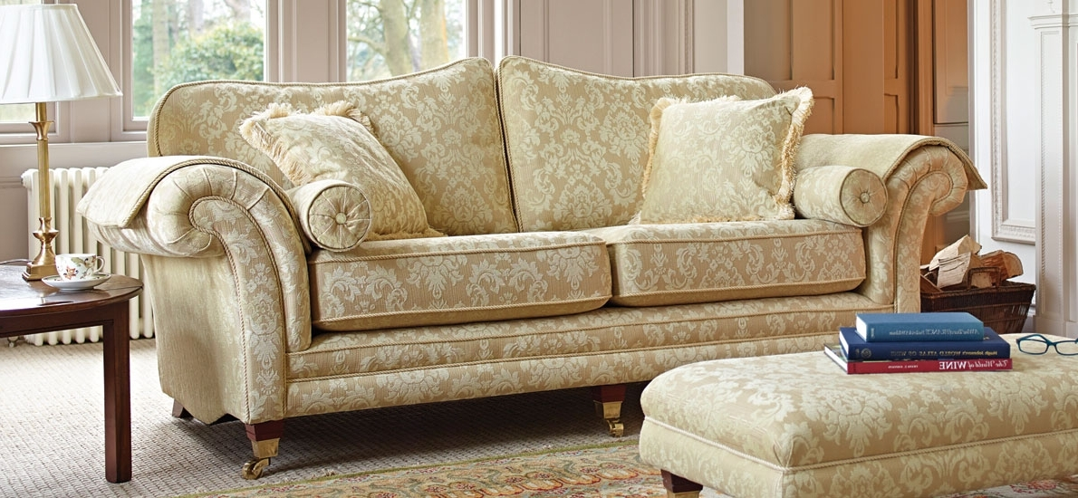 Windsor Classic British 3 Seater Sofa (View 3 of 10)
