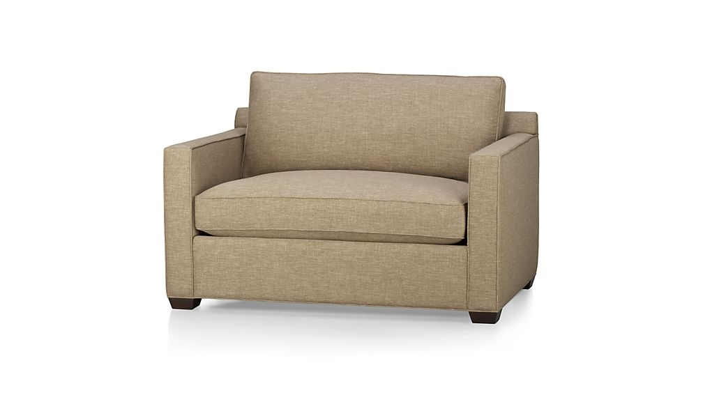 Wonderful Sleeper Sofa Chair Marvelous Home Design Ideas With Inside Favorite Twin Sofa Chairs (View 2 of 10)