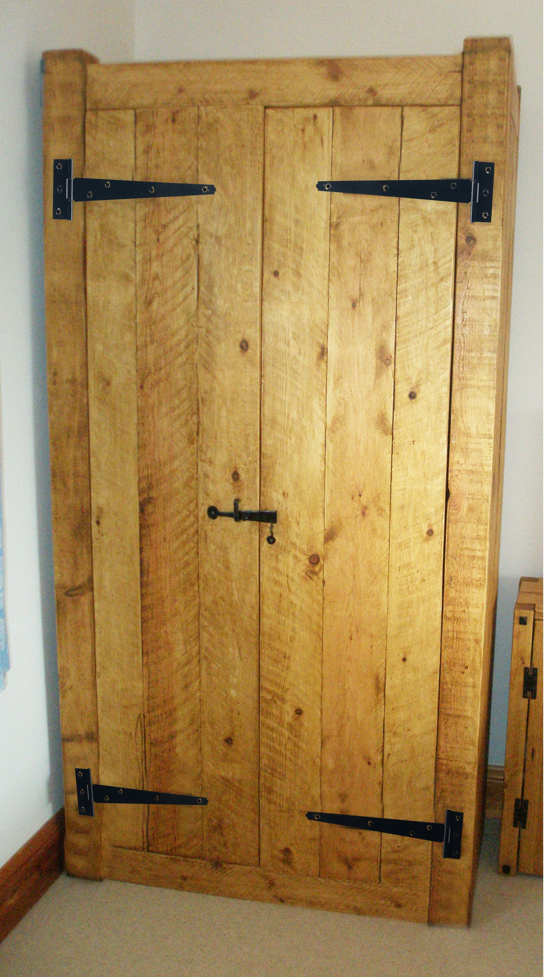 Wooden Wardrobes Pertaining To Latest The Atlow Wardrobe – The Cool Wood Company (View 15 of 15)