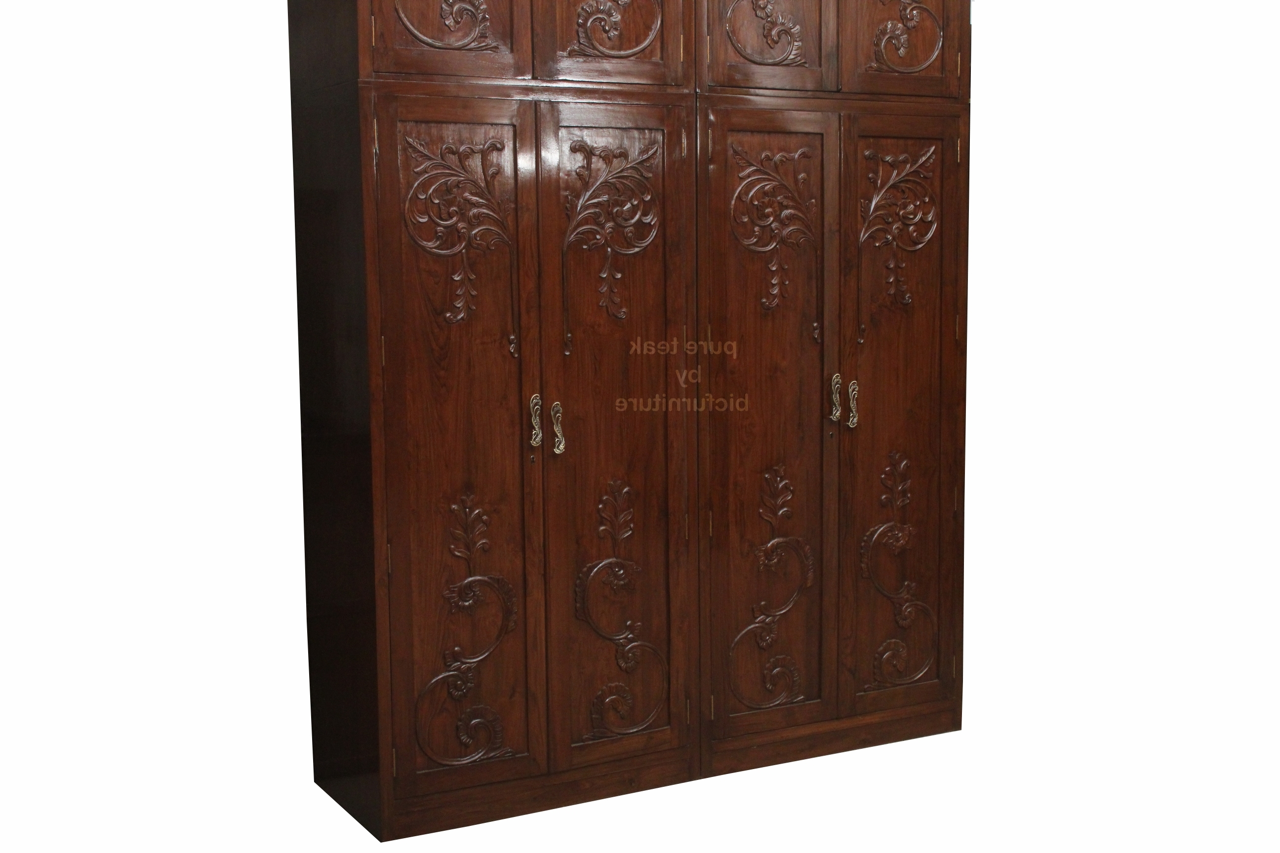 Wooden Wardrobes Throughout Newest Quality Wooden Wardrobes In Mumbai (View 3 of 15)