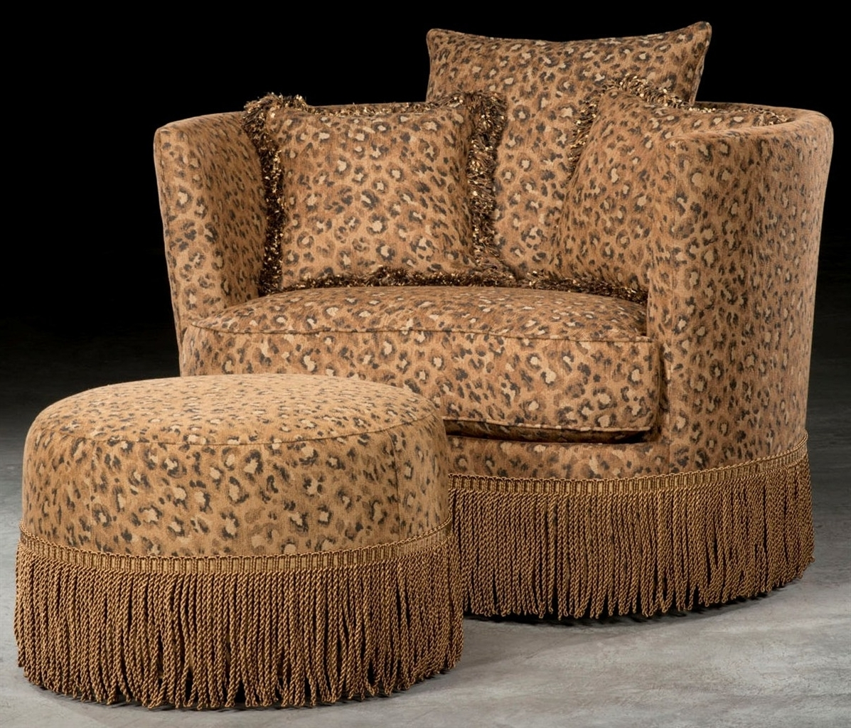 Zebra Print Chaise Lounge Chairs Throughout Latest Animal Print Ottoman Furniture Long Ottoman With Storage Light (View 13 of 15)
