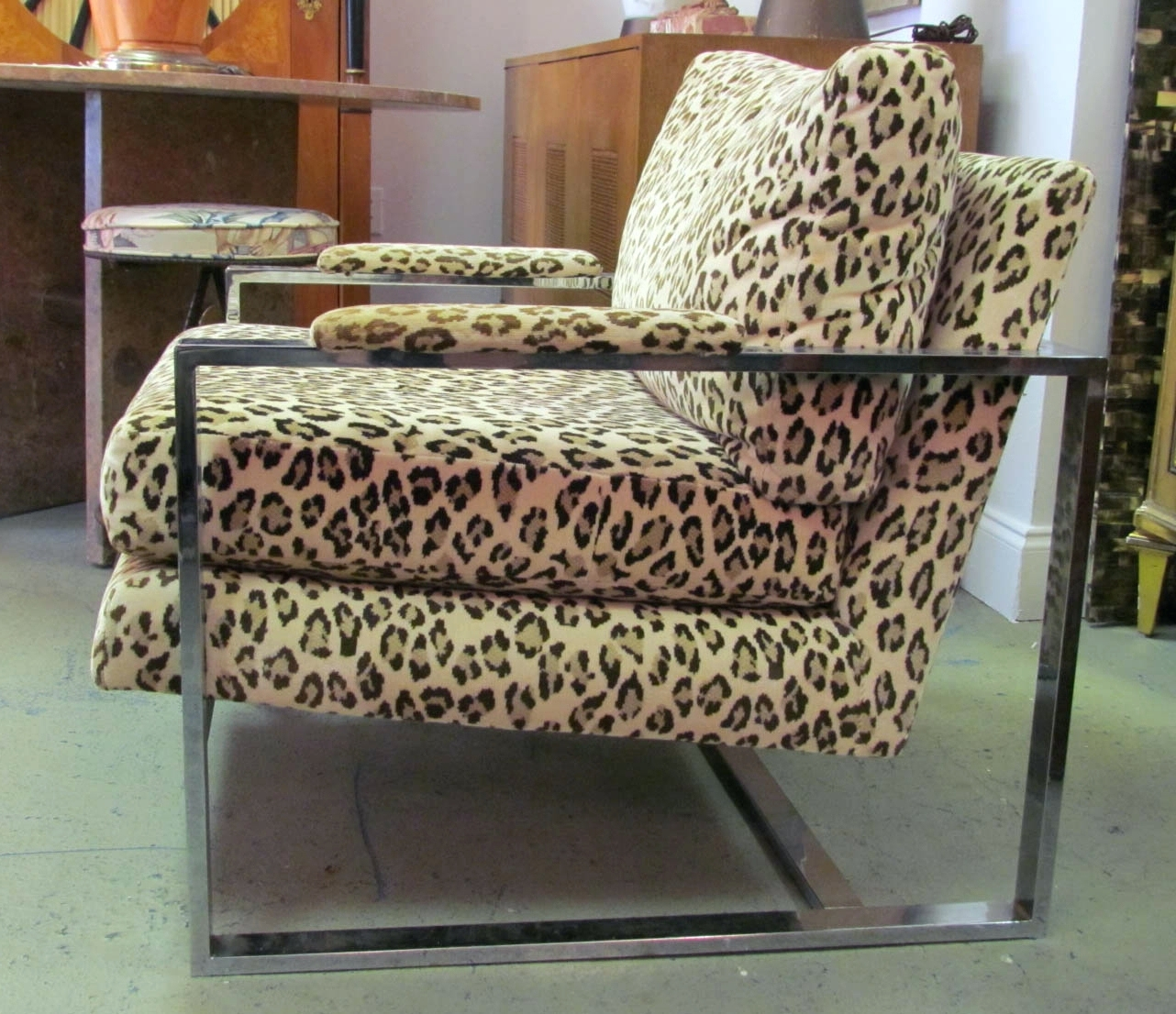 Zebra Print Chaise Lounge Chairs With Regard To Widely Used Zebra Animal Print Chaise Lounge Chair • Lounge Chairs Ideas (View 14 of 15)