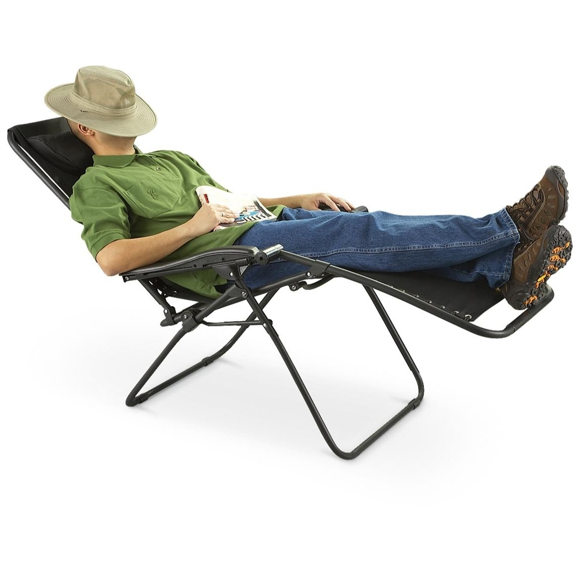Zero Gravity Chaise Lounge Chairs For Well Liked Zero Gravity Lounge Chair – $ (View 11 of 15)