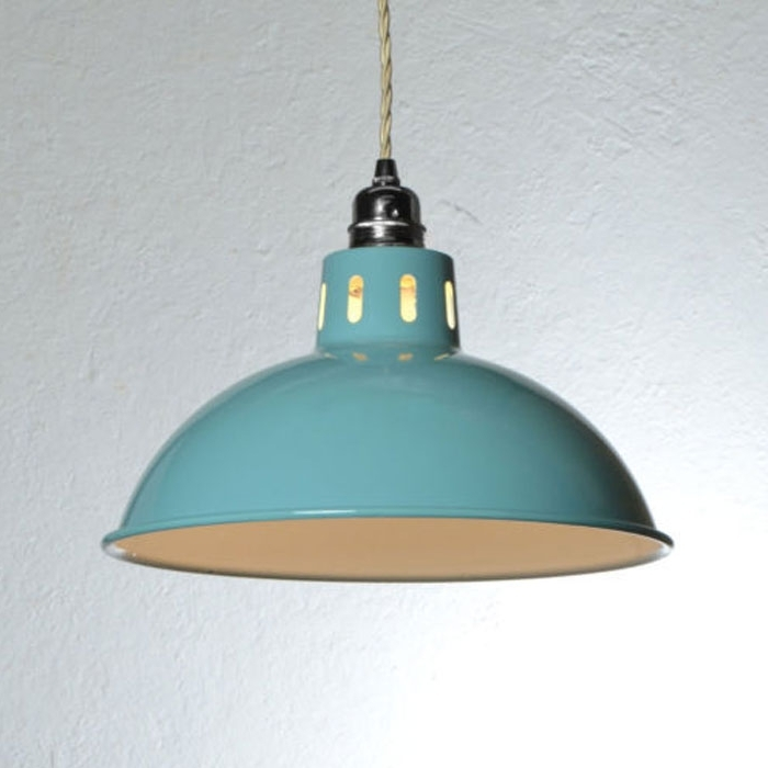 Featured Photo of Turquoise Pendant Chandeliers