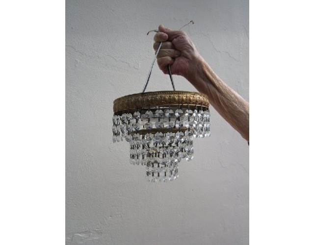 2017 Small Bedroom Chandeliers Intended For Tiny Chandeliers (View 3 of 10)