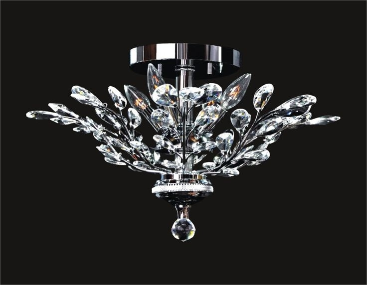 2017 Small Chandeliers For Low Ceilings For 39 Best Low Ceiling Dining Room Lighting Ideas Images On Pinterest (View 8 of 10)