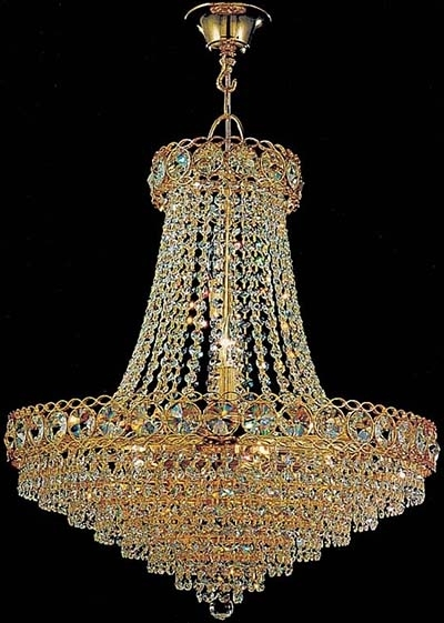 2017 Top 40 Best High End Luxury Chandeliers Brands, Suppliers Inside Expensive Chandeliers (View 3 of 10)