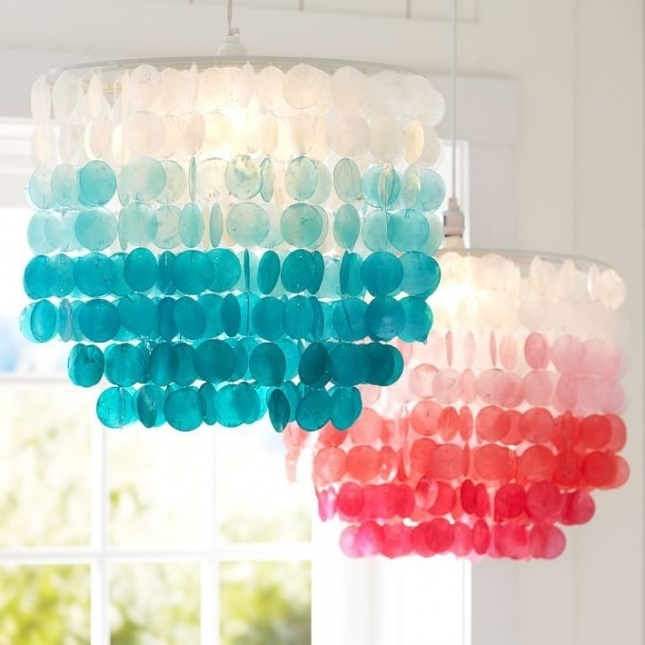2018 10 Kids' Chandeliers You'll Want To Hang In Your Room (View 1 of 10)