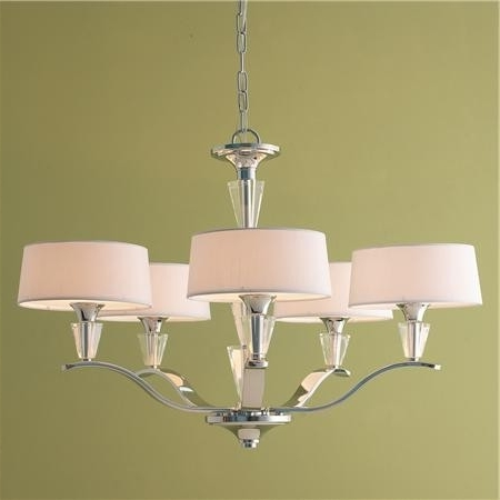 2018 Aqua Chandelier Lamp Shades Thesecretconsul Pertaining To Awesome For Lampshade Chandeliers (View 9 of 10)